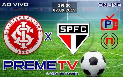 Internacional X Sao Paulo Bahia Sao Paulo Esporte