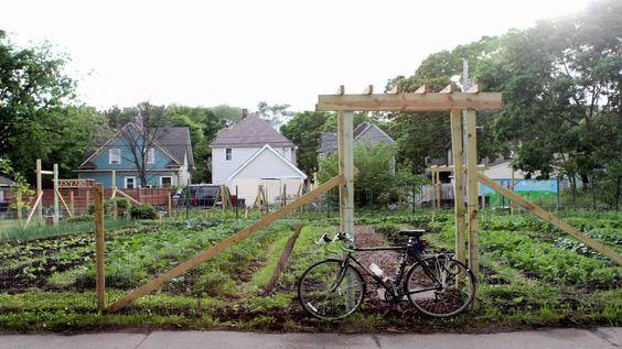 Urban Agriculture: Wer hat's erfunden…?
