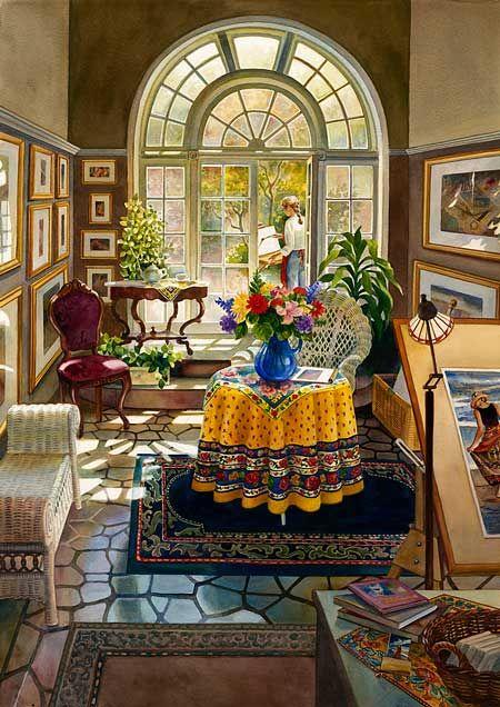 Vonnie's Studio lll ~ by Vonnie Whitworth