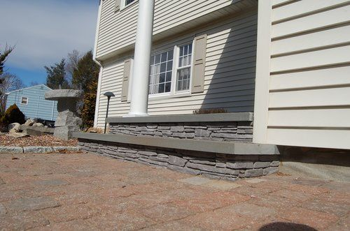 Interlocking Brick Pavers In Newington Ct Birch Hill Landscape Design Brick Pavers Unique Outdoor Spaces Pavers