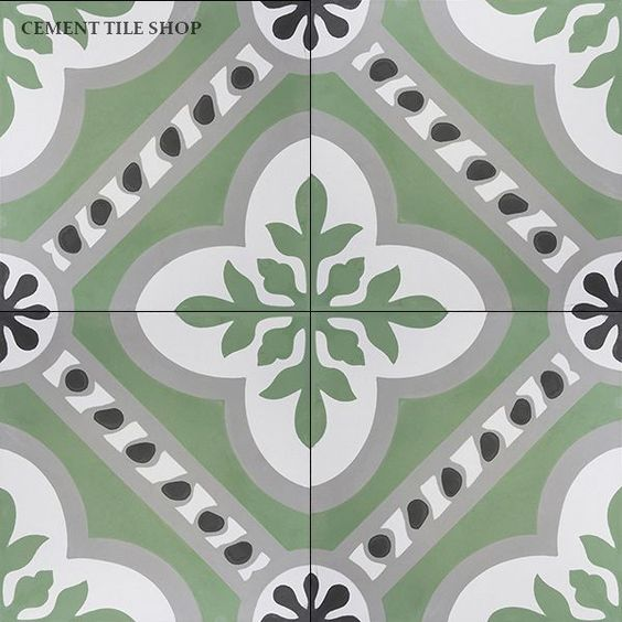 Cement Tiles Cement And Tile On Pinterest