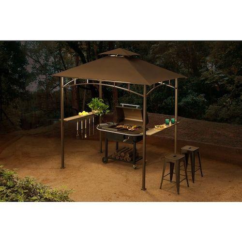 bbq gazebo canopy outdoor grill gazebo