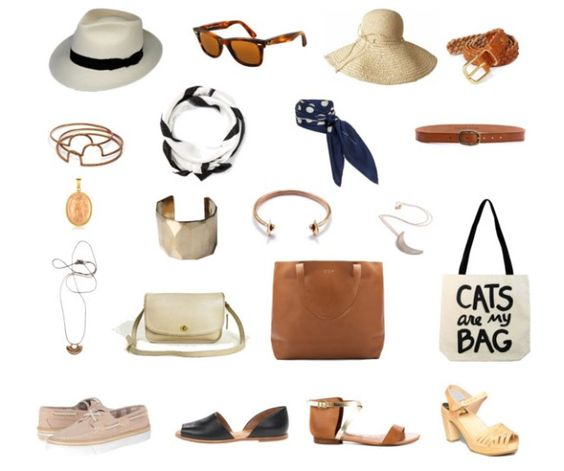 The Wardrobe Architect Week 12: Adding accessories | Coletterie