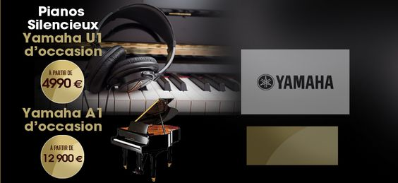 Le #pianosilencieux Yamaha U1 d'occasion à partir de 4990€. #Offre exceptionnelle du 4 au 16 novembre 2013 !