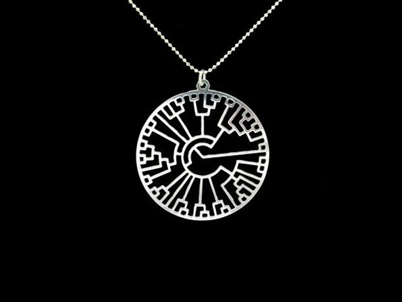 Evolution tree- Phylogenetic tree necklace- Tree of life -sterling silver