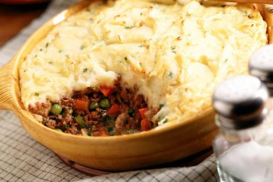 Meatloaf Shepherd's Pie is a delicious way to use up leftover meat loaf in a wonderful recipe.