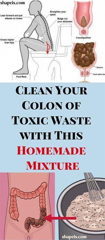 detox colon curata acasa