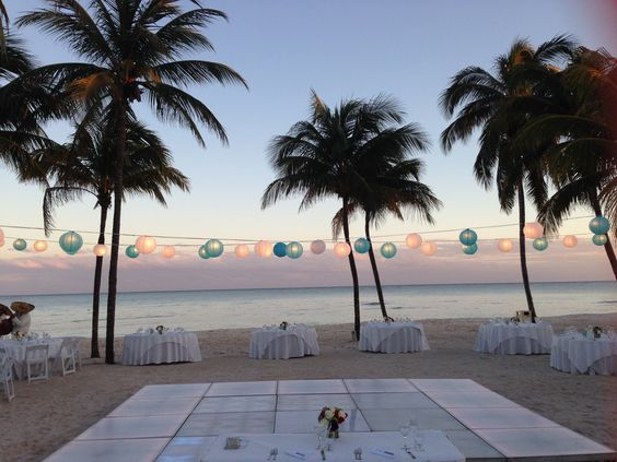 The Central Beach is the perfect place to watch the sunset ...