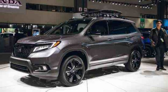 2020 Honda Passport Pricing 2020 Honda Passport Release Date 2020 Honda Passport Price 2020 Honda Passport Specs 2020 Honda Pa Honda Passport Honda New Suv
