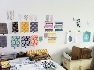 Incredible Inspiration from an amazing Brooklyn Sewing Studio!