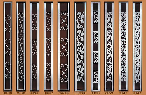 Home columns and originals on pinterest for Decorative exterior columns
