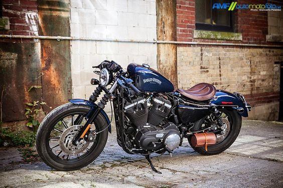 2012 Harley Davidson Iron 883 - GP_AMF-1