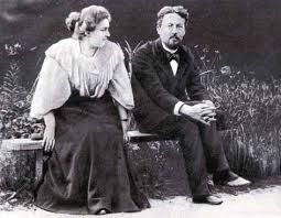 Anton Chekhov and Olga Knipper
