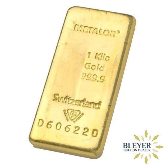 Purchase 1 Kilo Metalor Gold Bars From A Trusted Uk Bullion Dealer Fast Insured Delivery Gold Bar Vegan Recipes Beginner Gold