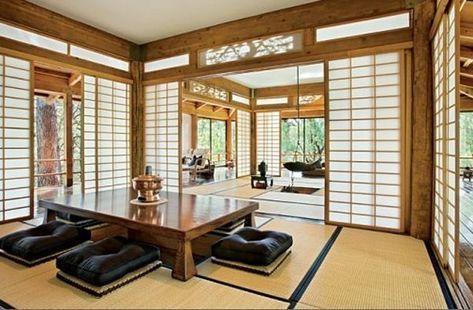10 Elegant Japanese Dining Table Ideas Avionale Design Japanese Living Rooms Japanese Home Design Traditional Japanese House
