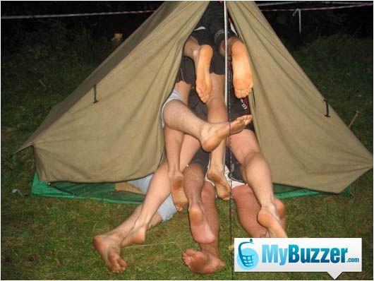 sex pГҐ camping