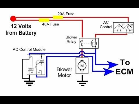 Hvac Ecm Motor Wiring Diagram from i.pinimg.com