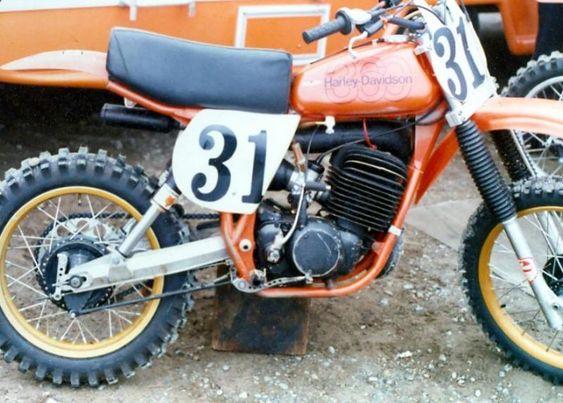 Msolis Vintage Motorcycle Mx 250 Amf Harley Harley Dirt Bike Vintage Motocross