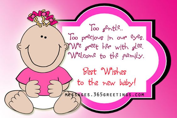 New Baby Boy Gift Message : Baby boy wishes new babies and boys on