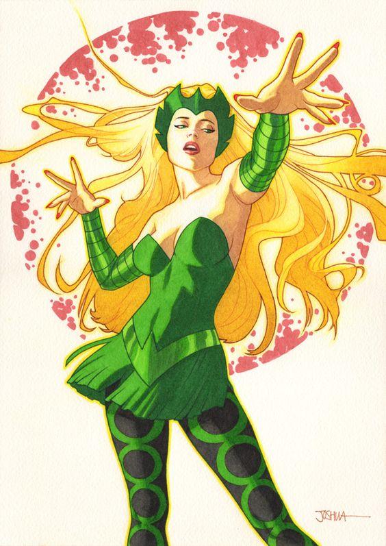 Galeria de Arte (6): Marvel, DC Comics, etc. B79d63342106bb62cc0a2ae6a2a6f6c0