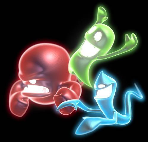 Pin By Super Luigi Bros On Luigi S Mansion 2 Dark Moon