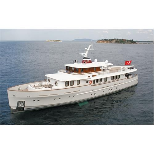 Laniakea Twin Screw Classic Motor Yacht With Images Motor