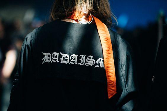 Backstage at Christian Dada | Paris via Le 21ème