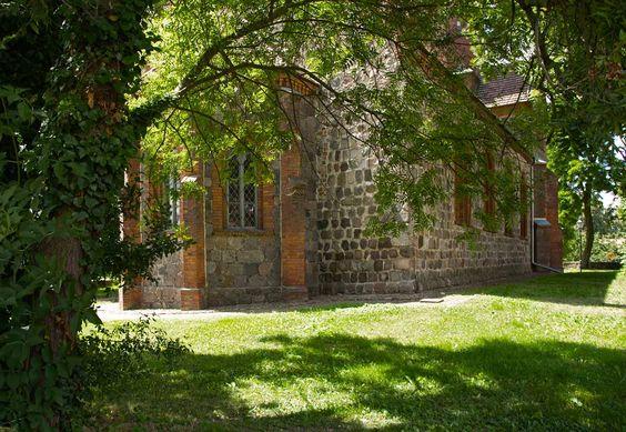 Kirche in Altkünkendorf