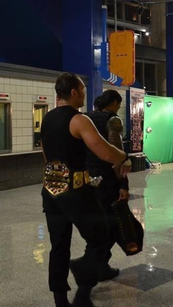 dean ambrose | Is this funny to anyone else because I think it's funny