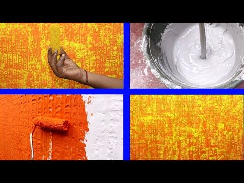 Wall Texture Designs For Interior New Interior Wall Texture Putty Design Youtube Wall Texture Design Texture Design Textured Walls