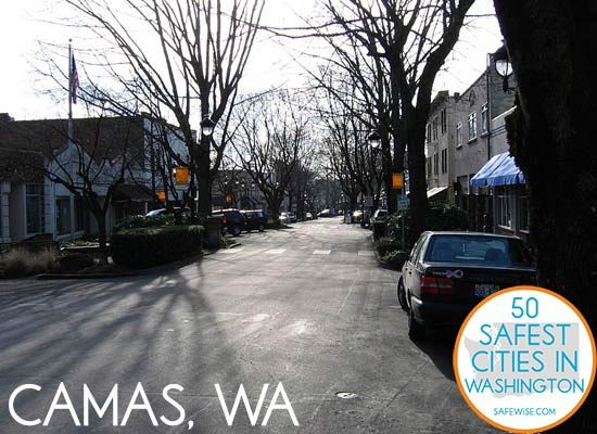 one of the safest cities in Washington State to live.  We lived here for 10 yrs, and Despirately want to move back.