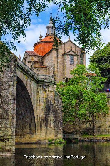 Puente de São Gonçalo de Amarante   Turismo en Portugal (shared via SlingPic)