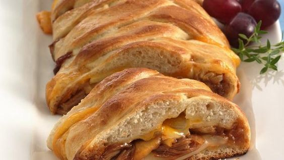 chicken braid chicken breasts apples calzone lunches recipe bbq ...