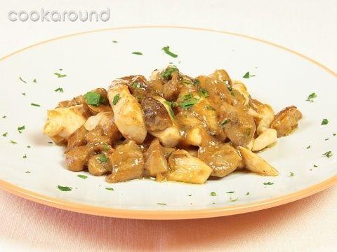 Filetto di pollo ai porcini: Ricette di Cookaround | Cookaround