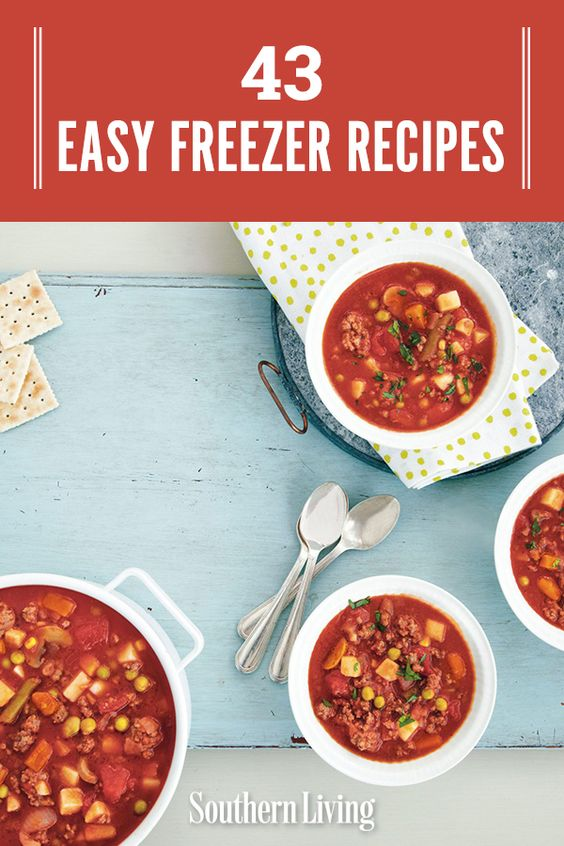 28 Easy Freezer Recipes That Reheat Beautifully