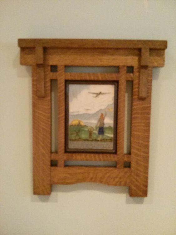 Craftsman Frames Craftsman And Frames On Pinterest