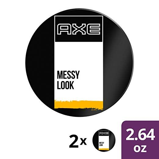 Axe Messy Look Messy Look Flexible Hair Paste For Men 2 64 Oz 2 Count Review Axe Hair Products Hair Paste Messy