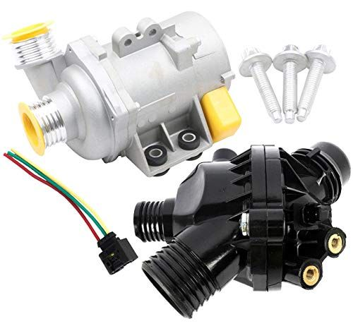 Karpal Engine Water Pump And Thermostat Wire Harness Bolt 11517586925 Compatible With Bmw E90 E91 X3 Z4 328i 530xi 325i Bmwfiend Com Bmw Water Pumps Thermostat Wiring