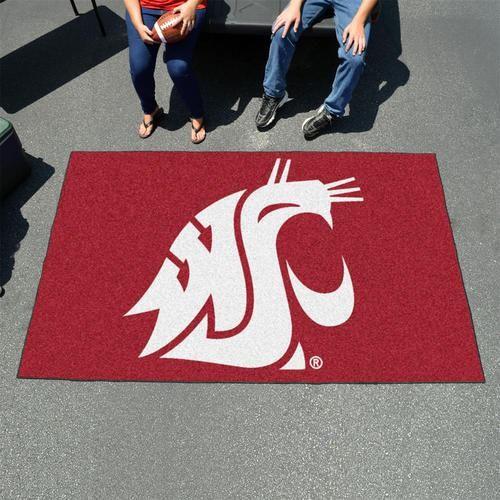 Washington State University 5' x 8' Tailgating Area Rug