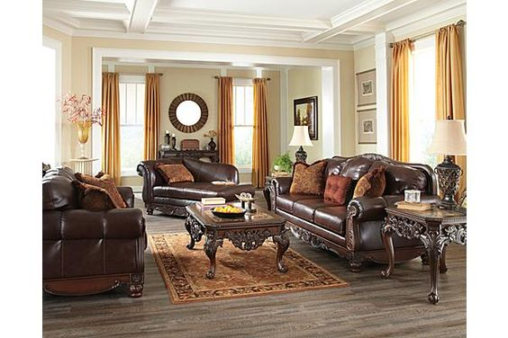 The north shore plus sofa from ashley furniture homestore for Ashley furniture north shore chaise