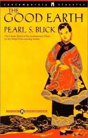 Pearl S Buck was tha first woman to win the Nobel Prize in Literature fro this book, as well as the Pulitzer.  If you have never read this book, I heartily recommend it!