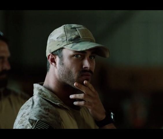 Taylor Kinney zero dark thirty