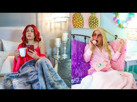 Night Routine Rich Vs Normal Youtube In 2020 Normal Girl School Night Routine Guys And Girls