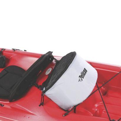 Pelican Kayak Cooler Grey Black