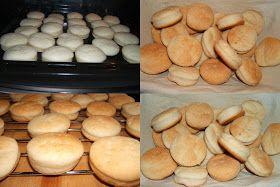 La cocina de Myri: Bizcochitos de grasa