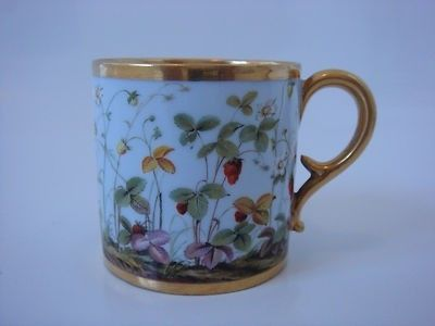 DIHL ET GUERHARD FINE STRAWBERRIES PAINTED CAN C1810 (01/21/2012)