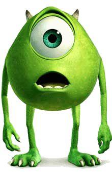 Green cyclops
