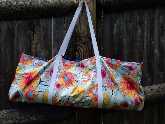 Yoga bag by McMorrow designs