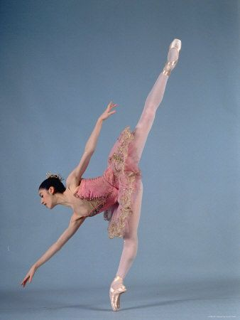 """Paloma Herrera, """"Themes and Variations"""" (American Ballet Theater)"""