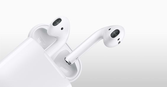 With 24-hour battery life and groundbreaking ease-of-use and intelligence, AirPods are wireless headphones unlike any other.